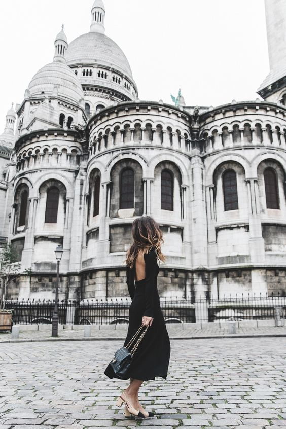 Backless_Dress-Black_Dress-Chanel_Shoes-Paris-PFW-Paris_Fashion_Week_Fall_2016-3: