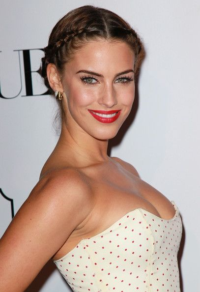 Jessica Lowndes Astonishing Braided Hairstyles