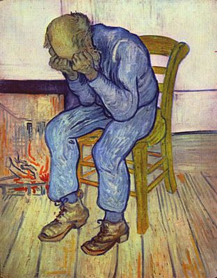 THE FINE ART DINER: At Eternity's Gate: Van Gogh and the Infinite Struggle.
