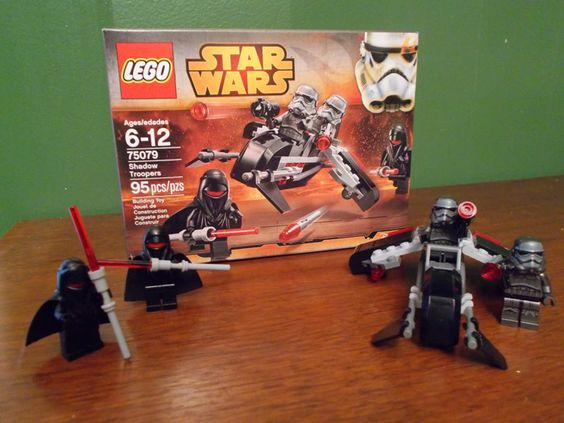 Star Wars LEGO Shadow Troopers Review http://geekxgirls.com/article.php?ID=4404