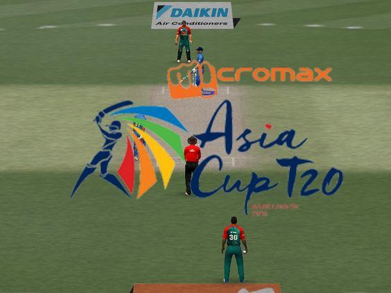 Asia Cup 2016 Game Screenshots