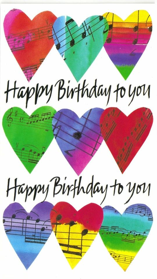 Pin By Louann Boughner On Birthday Cards With Images Happy