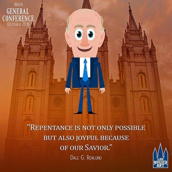 #ElderRenlund #LDSconf #ldsconference #ldschurch #lds #mormon #genconf #generalconference #sharegoodness #efy #isustain #jesuschrist  www.maeserart.com