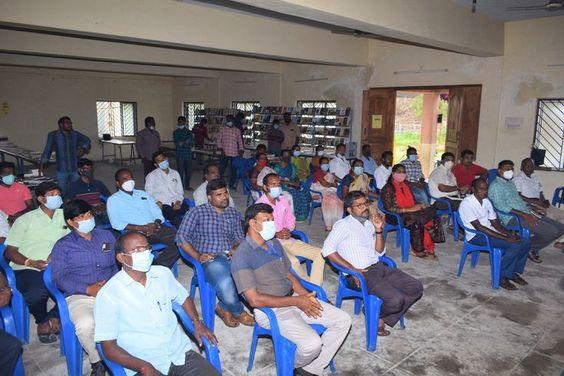 Pennagaram Book Festival 2021. This Book Fair Conducted by Thagadur Puthaka Peravai And Bharathi Puthakalayam.