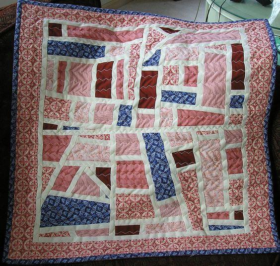 Mod Mosaic Pillow Cover