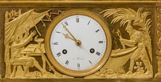 Exhibición de relojes antiguos en el Palazzo Pitti - http://www.absolutitalia.com/exhibicion-relojes-antiguos-palazzo-pitti/