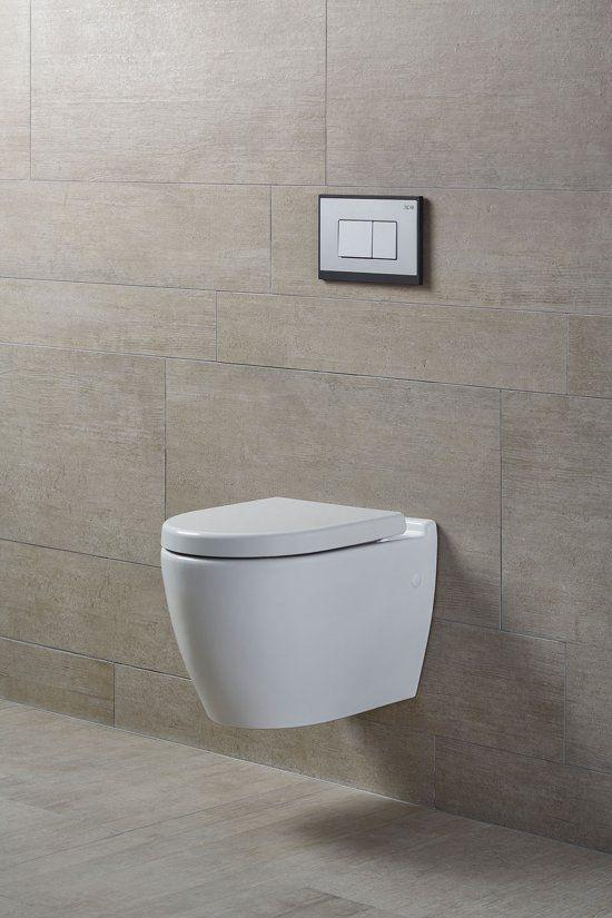One Hy01 Hangend Toilet Met Bidet Toilet Sanitair