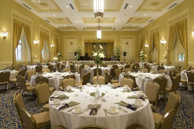 The Paxton Ballroom - Floorplans & Photos