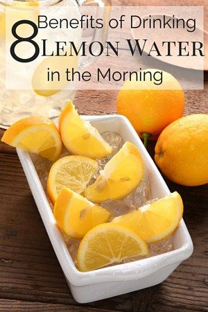 Lemon water benefits 17629