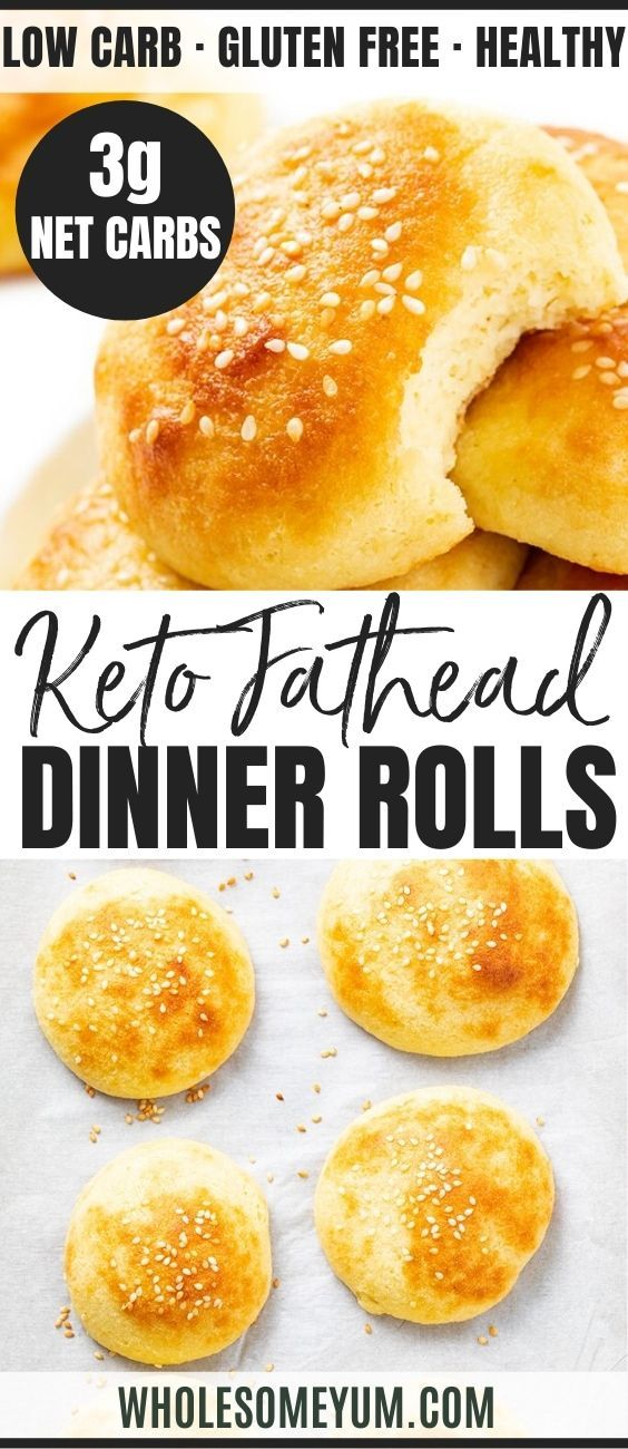Fathead Keto Dinner Rolls Recipe Keto Bread Rolls In 2020 Dinner Rolls Recipe Low Carb Keto Recipes Best Keto Bread