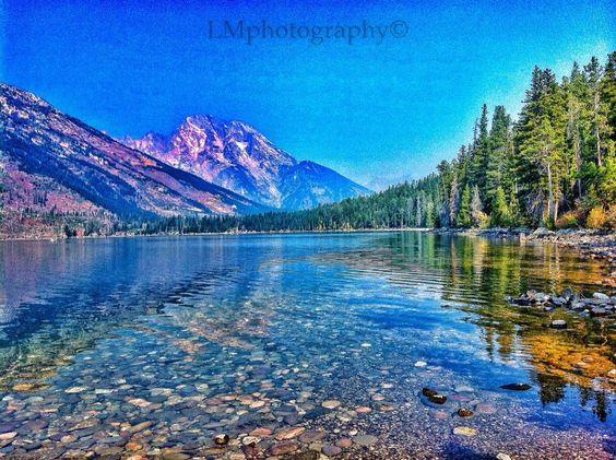 Grand Tetons, Wyoming  Landscape Photography
