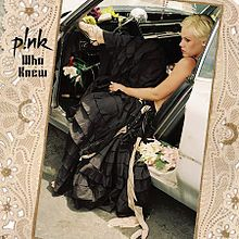 """Who Knew"" is a song by American recording artist and songwriter Pink, which was taken from her fourth studio album I'm Not Dead (2006). The song was written by Pink, Max Martin and Lukasz Gottwald, while it was produced by Max Martin and Dr. Luke. ""Who Knew"" was released as the second single off the album worldwide in 2006, while it was re-released to U.S. radio as the album's fourth single in the United States in 2007, after the success of ""U + Ur Hand"".[3]"