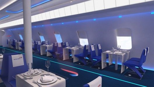 Flight BA2012: pop-up airline food flies in to Shoreditch, London > http://now-here-this.timeout.com
