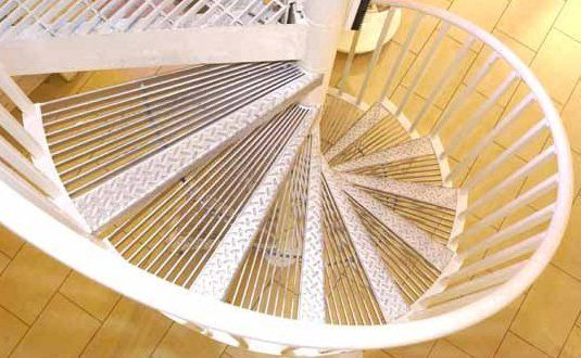 To be shops and in need on pinterest - Spiral staircases for small spaces minimalist ...