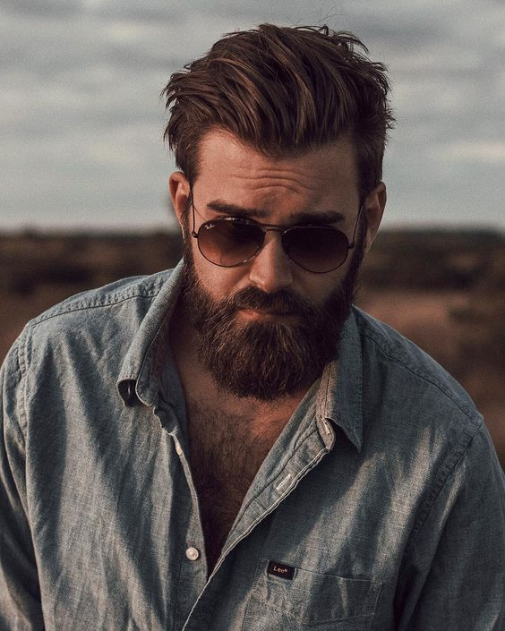 Tips and Tricks: Coloring Your Beard Or Mustache | mood in ...