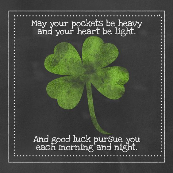 Daylights: St Patrick's Day Frame and Printable: