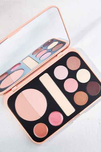 bh cosmetics Forever Nude Palette