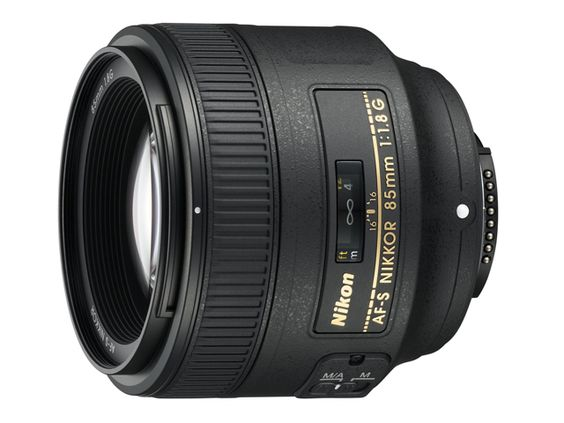 Nikon 85mm f/1.8G AF-S NIKKOR | London Camera Exchange