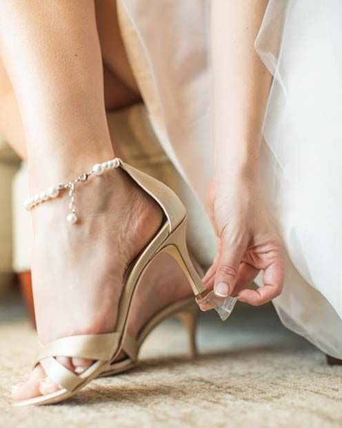 Heel Protectors for an Outdoor Wedding || Heel Stoppers || Heel Caps || Protect your heels || Solemates