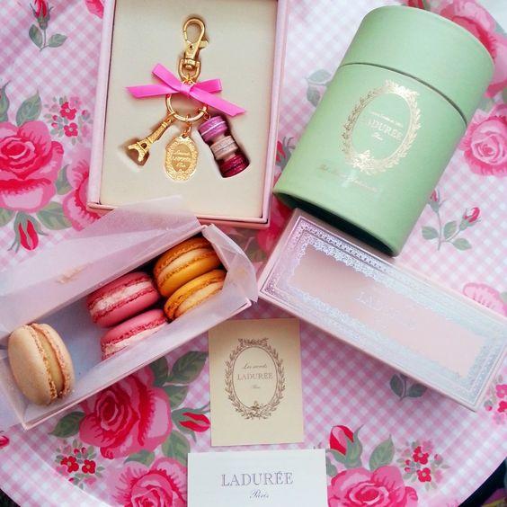 In love with Laduree!
