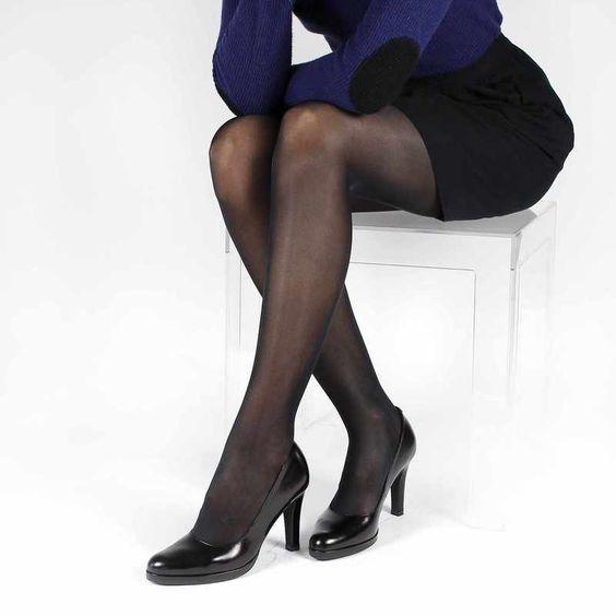 Chaussure Janie Philip TULMAN Noir 4483101 pour Femme | JEF Chaussures