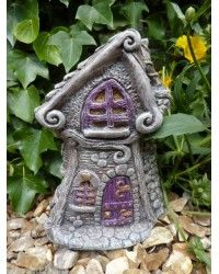 Crooked Cottage Fairy House