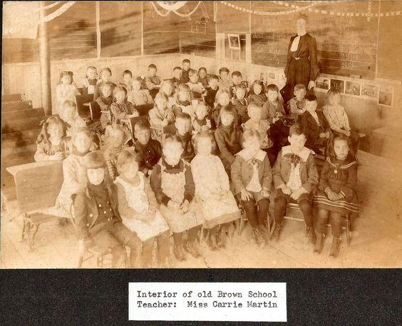 Brown School, Portland, MI