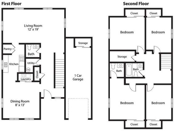 Mountcastle homes floor plans