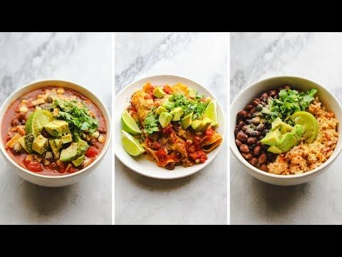 Easy 5 Minute Vegan Meals Microwave Only Youtube Diet Recipes Easy Beef Recipes Vegan Recipes Plant Based