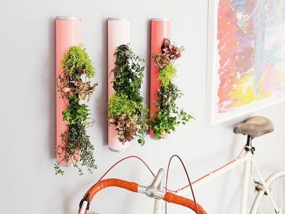 cmo hacer jardineras verticales
