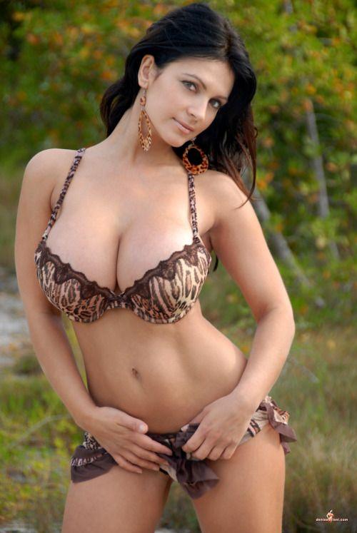 Fake boobs in bikinis: PlasticBikinis.tumblr.com.