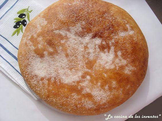 La Cocina de los inventos: Torta de Azúcar