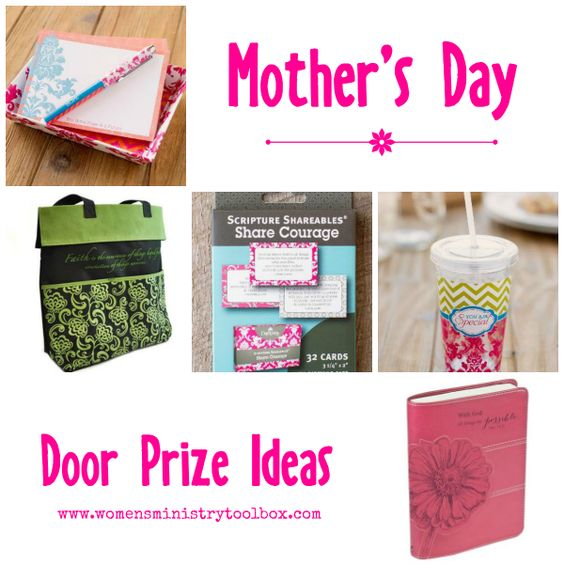 Mother 39 s day door prize ideas mothers mother 39 s day and for Idea for door prizes