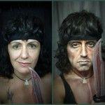 Maquiagem feito pela artista Lucia Pittalis: https://www.facebook.com/lupittamakeart/