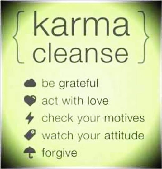 Karma Cleanse life quotes life karma life quotes and sayings life inspiring quotes life image quotes