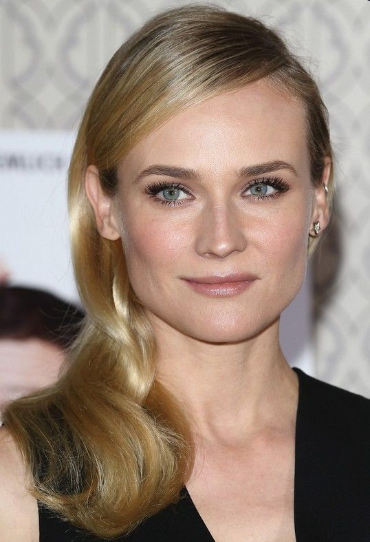 Amir Khan Hairstyle In Dil Chahta Hai Diane Kruger Hairstyle Beauty Icons