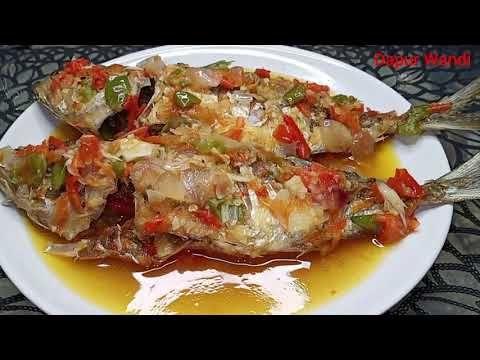 Resep Pecak Ikan Laut Super Enak Dan Murah Meriah Youtube Masakan Resep Makanan Masakan Indonesia