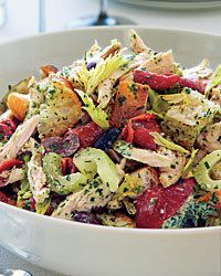 Green Goddess Chicken Salad Recipe