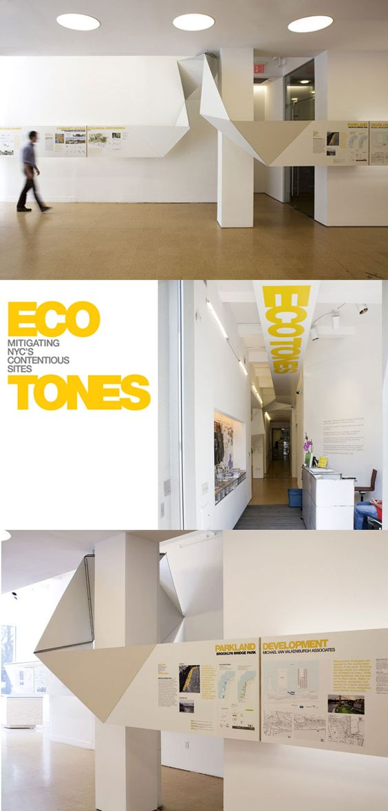 The exhibition design wall graphics pinterest texts for Office design exhibitions