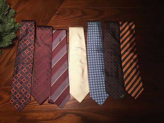 Men's Designer Ties Lot Hugo Boss, Lanvin, Rene Lezard, Joop, Ermenegildo Zegna #Various #Tie