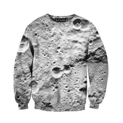 Beloved Shirts Moon Unisex Sweatshirt