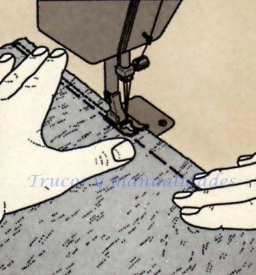 Costura a maquina consejos