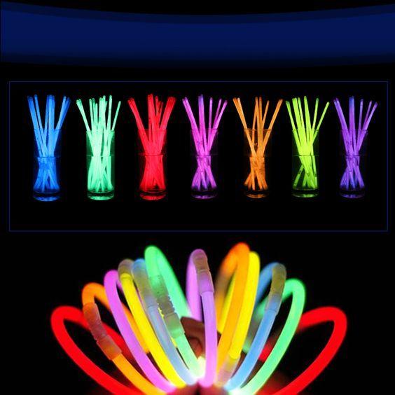Accesorios Luminosos De Neon Accesorios Neon Para Fiestas