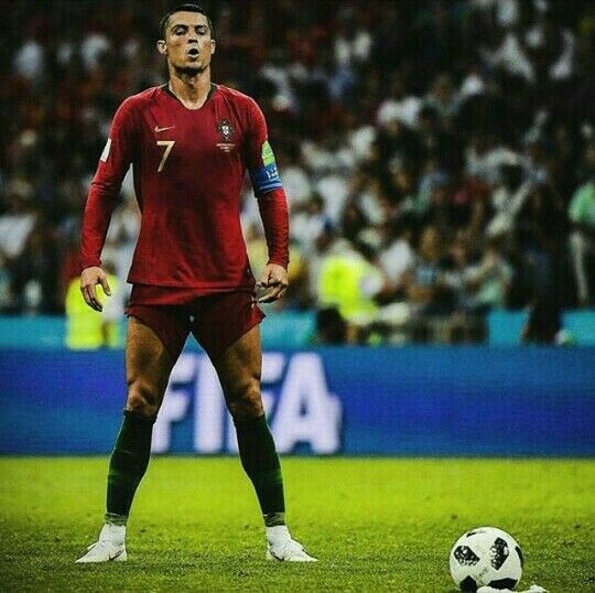 An Incredible Freekick Golazooo By Cr7 Legend Portugal Vs Spain Fifa World Cup 20 Cristiano Ronaldo Free Kick Cristiano Ronaldo Portugal Ronaldo Junior