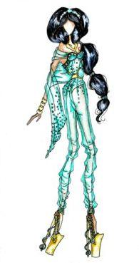 Jasmine by AlirizaDesign