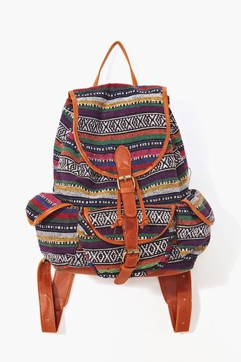 aztec backpack. Ohhhh Jesssssicccaaa it's calling your name. @Jess Pearl Marie Stewart