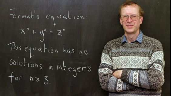 Professor Who Solved Fermat's Last Theorem Wins Math's Abel Prize : The Two-Way : NPR
