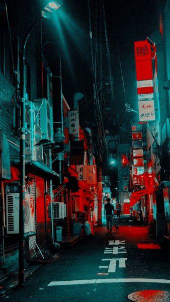 Black Aesthetic Wallpaper Tumblr In 2020 Black Aesthetic Wallpaper Aesthetic Wallpapers City Aesthetic