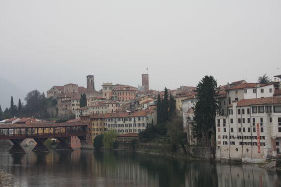 Bassano Del Grappa Italy  city pictures gallery : Bassano del Grappa, Veneto, Italy | Favorite Places & Spaces ...