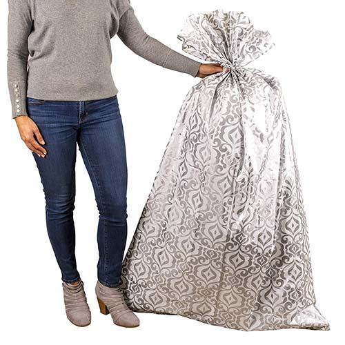 How to Wrap Large Gifts: Oversized, XL